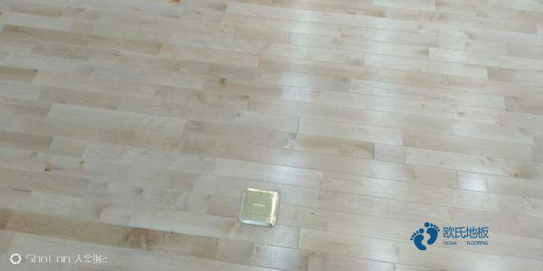 拼装篮球木地板厂家批发