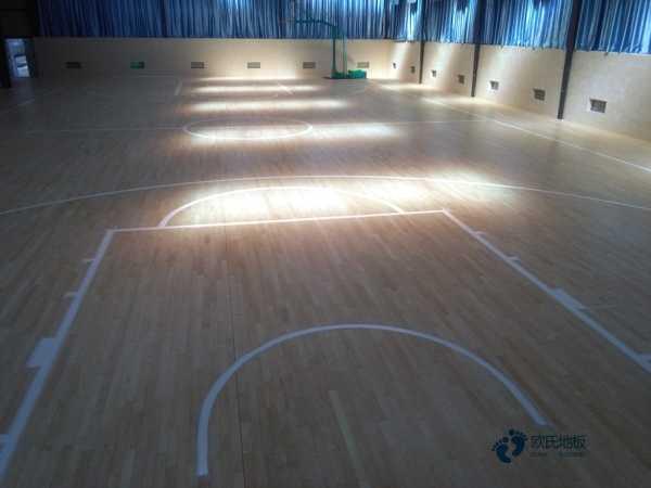 柞木体育运动地板怎么选