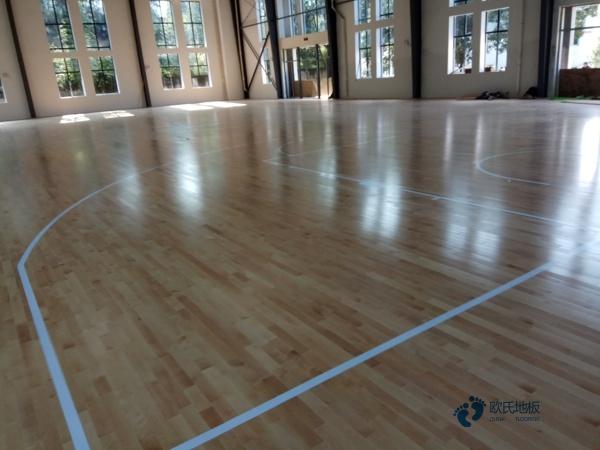 哈尔滨专用篮球木地板多少钱