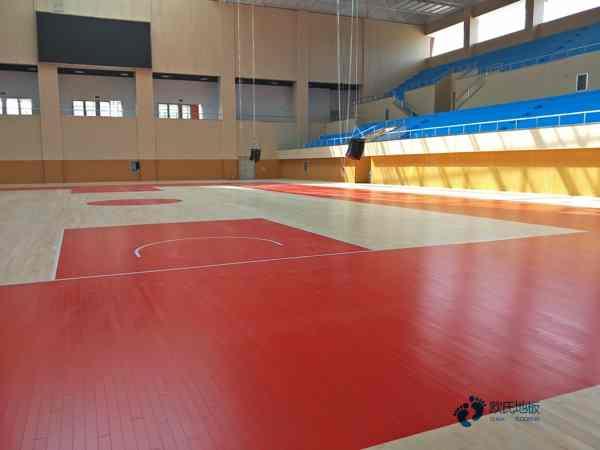 拉萨体育场地板代理商