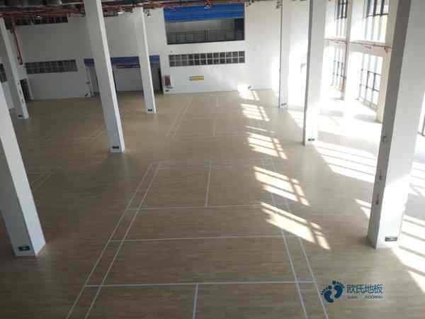 比赛场馆体育馆木地板是多少钱