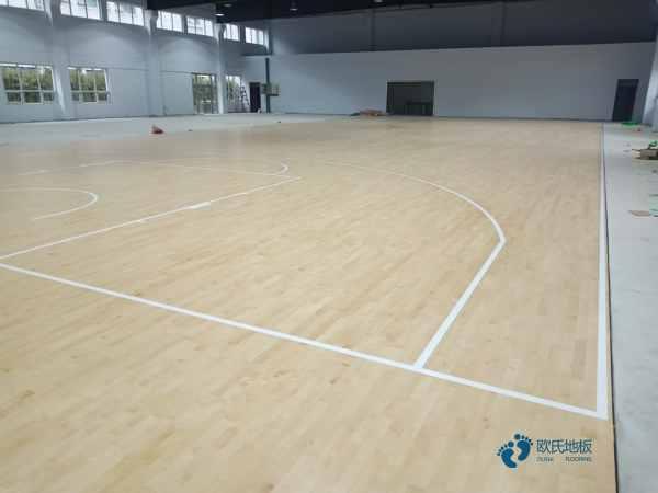 硬木企口篮球木地板哪个公司好