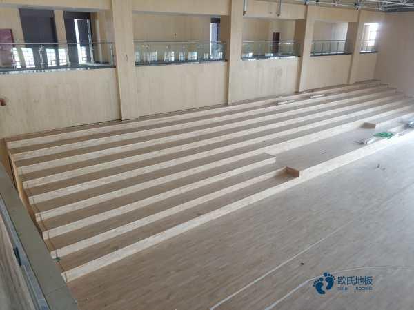 枫桦木体育馆木地板防潮