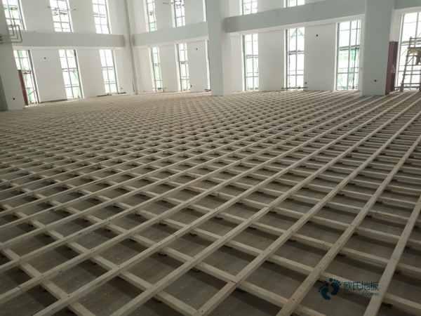 黑龙江枫木体育木地板价格