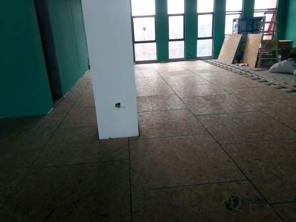 运动篮球木地板价格便宜2