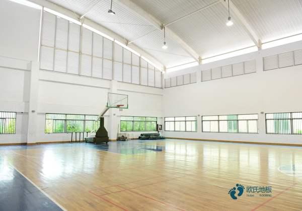 运动篮球木地板哪家性价比高3