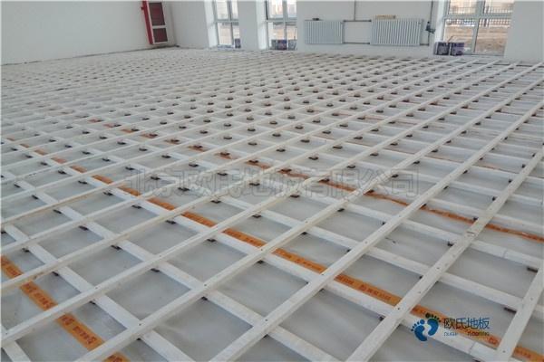 松木体育场馆地板环保吗