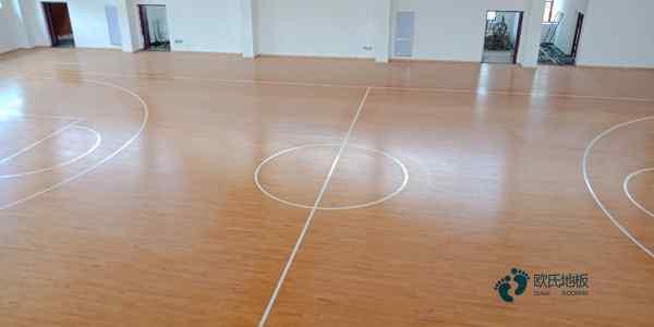 柞木体育场木地板直销