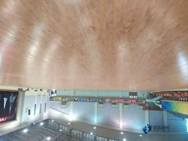 松木体育木地板厂