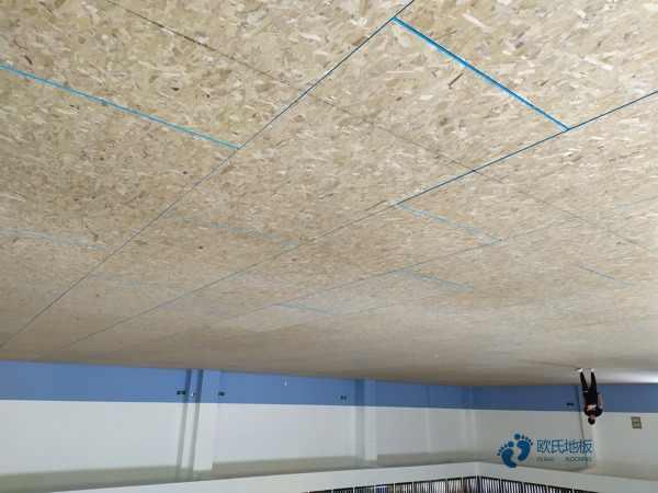 防水运动木地板3