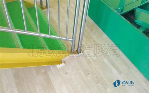 篮球运动木地板怎么维修?学校
