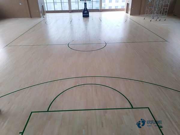 篮球木地板报价单1