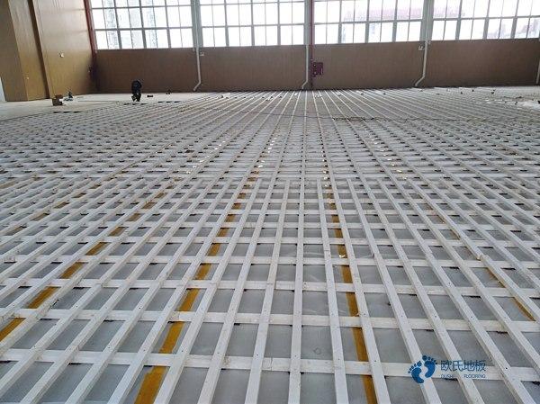 青海硬木企口体育木地板哪个品牌好