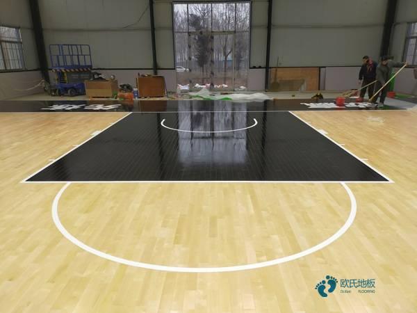 篮球场木地板品牌哪个好1