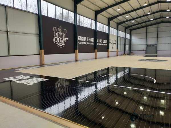 篮球场木地板品牌哪个好3