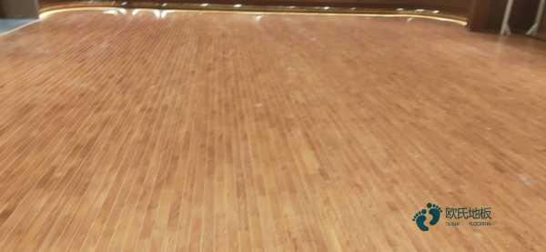 运动篮球木地板报价3