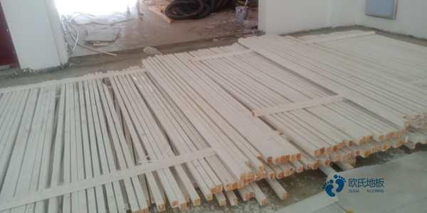 枫桦木NBA篮球场木地板价格