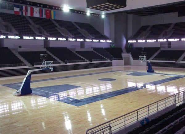 北京体育木地板价格