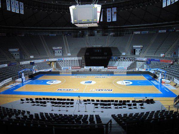柞木运动篮球地板一平米价格