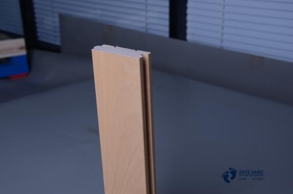 24厚实木运动地板价格