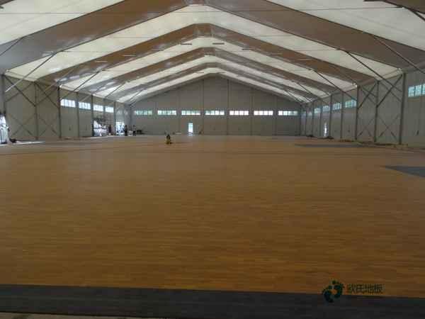 枫桦木体育场馆木地板价格