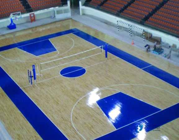枫桦木体育场馆木地板怎么保养