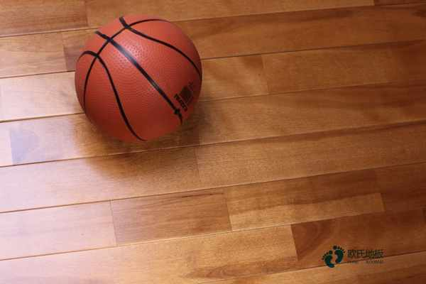枫桦木体育运动地板环保
