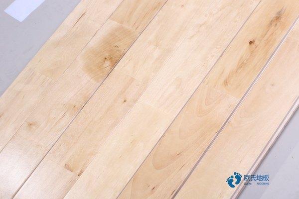 比赛场馆体育木地板多少钱