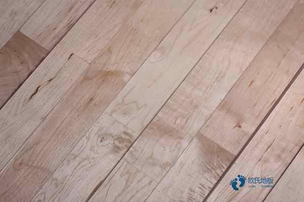 一平米价格20厚实木运动地板