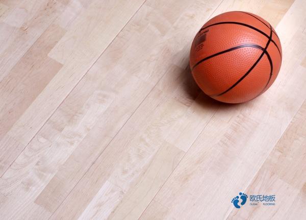 拉萨企口体育木地板结构