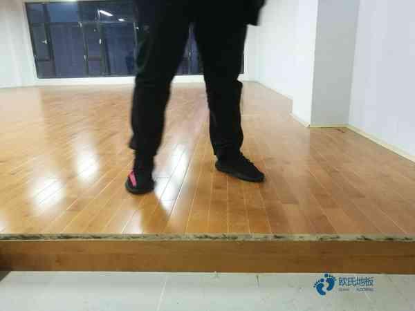 专用舞蹈房木地板哪家公司好