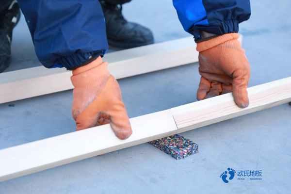 江西体育木地板多少钱一平方
