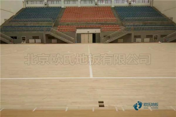 枫桦木运动篮球地板如何保养