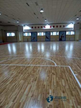 拼装篮球场地板十大品牌