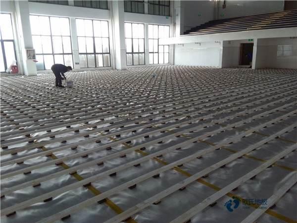 枫木篮球馆地板十大品牌