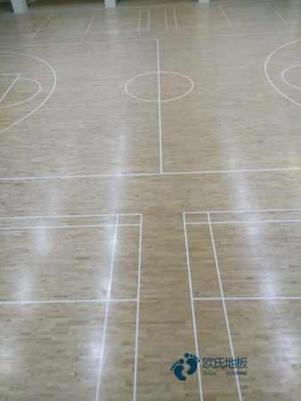 用哪种体育运动地板厂家报价