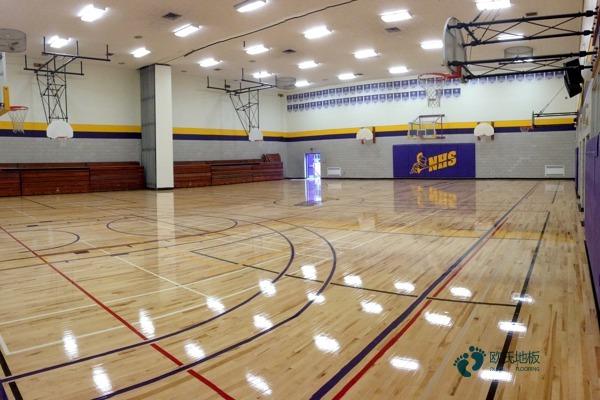 枫木篮球木地板都有哪些品牌