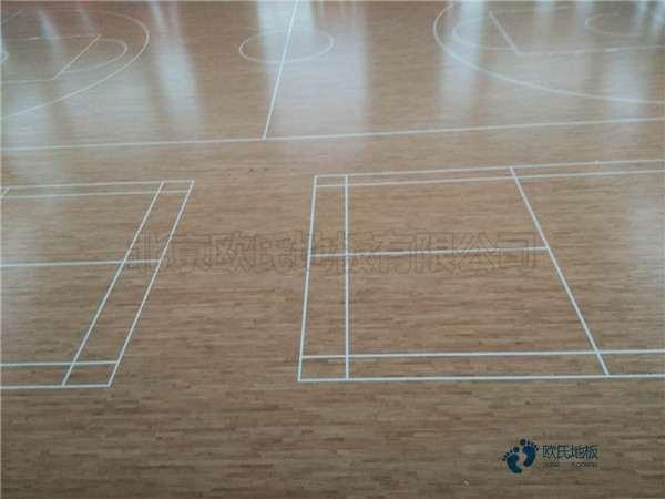贵阳篮球木地板哪家专业