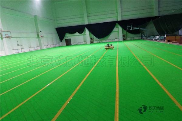 贵州舞台木地板价格是多少