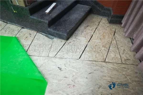 拼接板舞台木地板批发