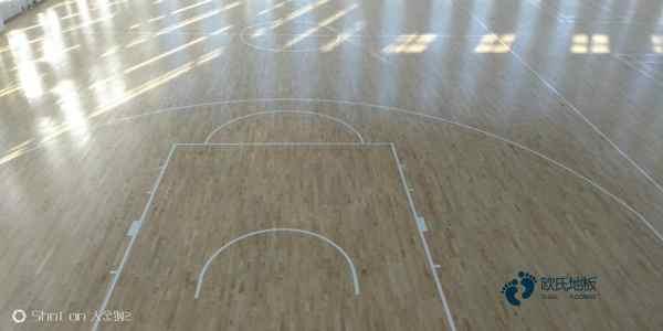 知名运动型木地板施工步骤