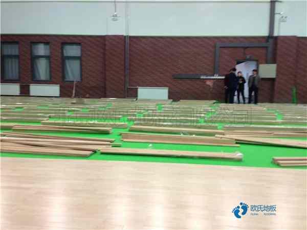 天津企口体育木地板什么牌子好