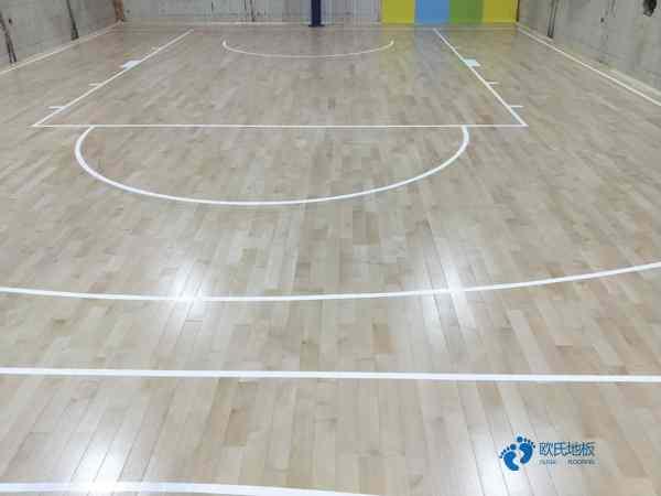 兰州专业篮球木地板价格