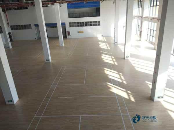 郑州枫桦木篮球场地板哪些品牌