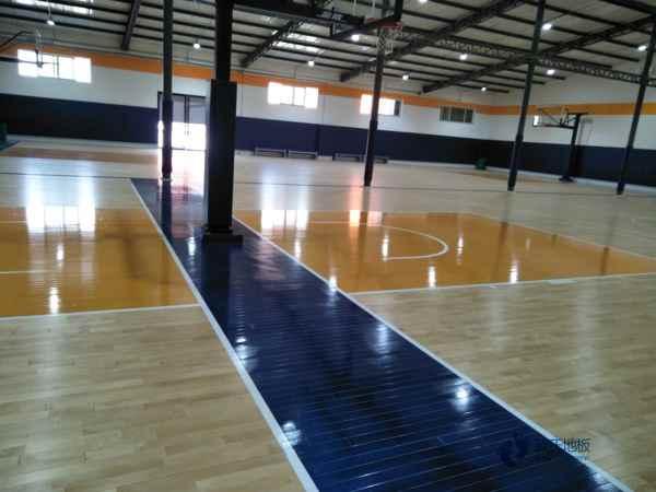 篮球运动地板每平方价格