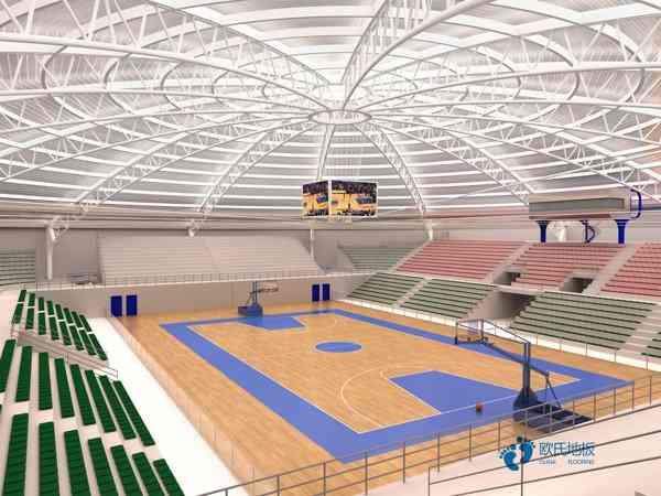 行业体育场地木地板安装公司