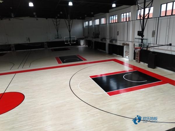 行业体育运动地板安装公司