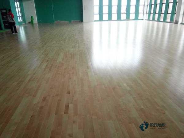 学校体育木地板厂