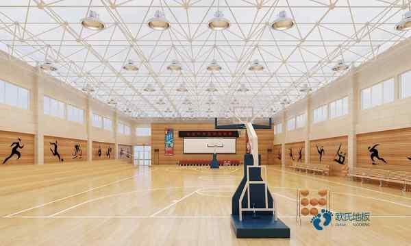 国内篮球地板多少钱合适