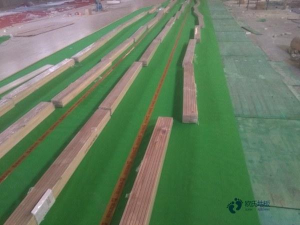 学校运动实木地板什么牌子好